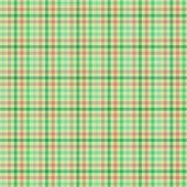 Textura de la tela sin costura en estilo retro — Vector de stock