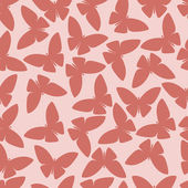 Seamless pattern or abstract butterfly in vector style — Wektor stockowy