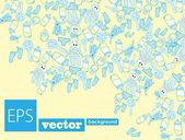 Baby cartoon — Stock Vector