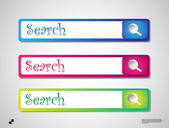 Search icon. — Stock Vector