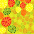 Citrus — Vector de stock #26567819