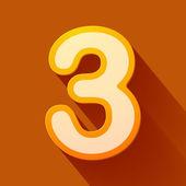 3 位 — ストックベクタ