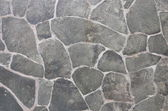 Grey Wall tile stones — Stock Photo