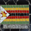 Flag of Zimbabwe — Stock Photo #24578003