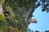 Roque Nublo(Nublo Rock), Gran Canaria — Stock Photo
