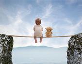 Bebek oyunları 6 — Stok fotoğraf