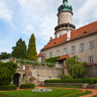Castle Nove Mesto nad Metuji — Stock Photo #23145372