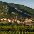 Durnstein in Wachau - Stockfoto