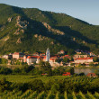 Durnstein in Wachau — Stock Photo