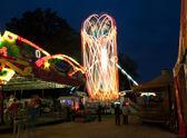 Amusement park 1 — Stock Photo