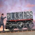 Success 2 — Stock Photo