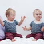 Twins3 — Stock Photo #30348019