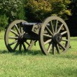 Stock Photo: Cannon.