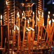 Candles in Church — Stock fotografie #22223923