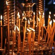 Candles in Church — 图库照片 #22223923