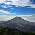 Mount Batur Volcano landscape — Stock Photo