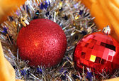 Christmas decorations — Stockfoto