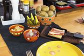 Schweizer raclette — Stockfoto
