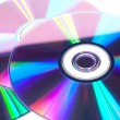Stock Photo: Optical discs