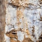 antiguo fondo de pared de arcilla — Foto de Stock