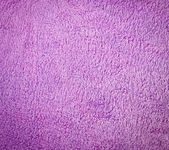 Purple terry cloth background — Stock Photo
