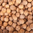 Stock Photo: Many walnuts background