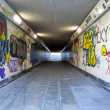Grungy Underpass - Foto de Stock  