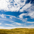Stock Photo: Vast empty landscape