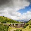 Smardale Viaduct Cumbria - Stock Photo