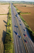 M4 Motorway — Stock Photo