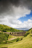 Smardale Viaduct Cumbria — Stock Photo