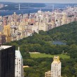 Manhattan Upper West Side - 图库照片