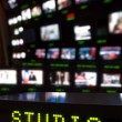 Stock Photo: Television Studio Gallery