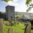 Stock Photo: English Village Church