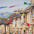 Street Party Bunting — Stock Photo #21968075