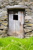 Barn Door — Stock Photo