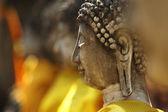 Buddha Image, Thailand — Stock Photo