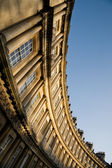 Georgian Architecture, Bath, UK — Stock Photo