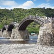 Kintai Bridge, Iwakuni, Japan — Stock Photo