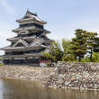 Matsumoto Castle Keep, Japan - Stock Photo