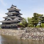 Matsumoto Castle Keep, Japan — Stock Photo #22527857