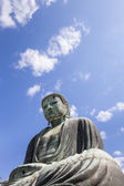 The Great Buddha at Kamakura — Stock Photo