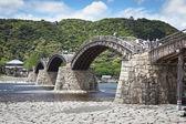 Kintai Bridge, Iwakuni, Japan — Stock Photo