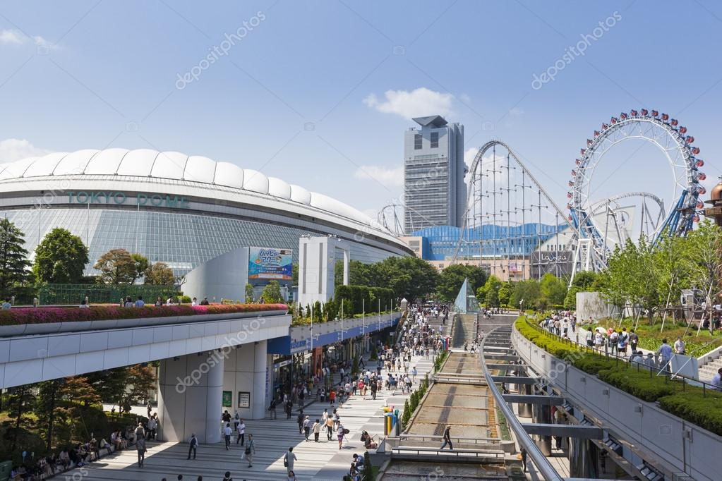 Tokyo Dome City Tokyo Dome City Stock