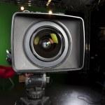 Television Camera Lens — Stock Photo