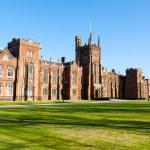 Queen's University in Belfast, Northern Ireland — Stock Photo