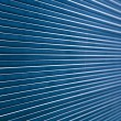 Stock Photo: Parallel Lines