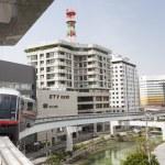 Okinawa City Monorail Line — Stock Photo #22573357