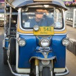 TukTuk, Chiang Mai — Stock Photo