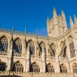 Bath Abbey, UK - Stock Photo